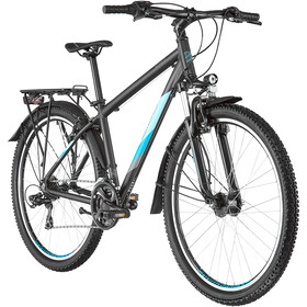 "Serious Rockville Street 27,5"" Ragazzi, black/blue"